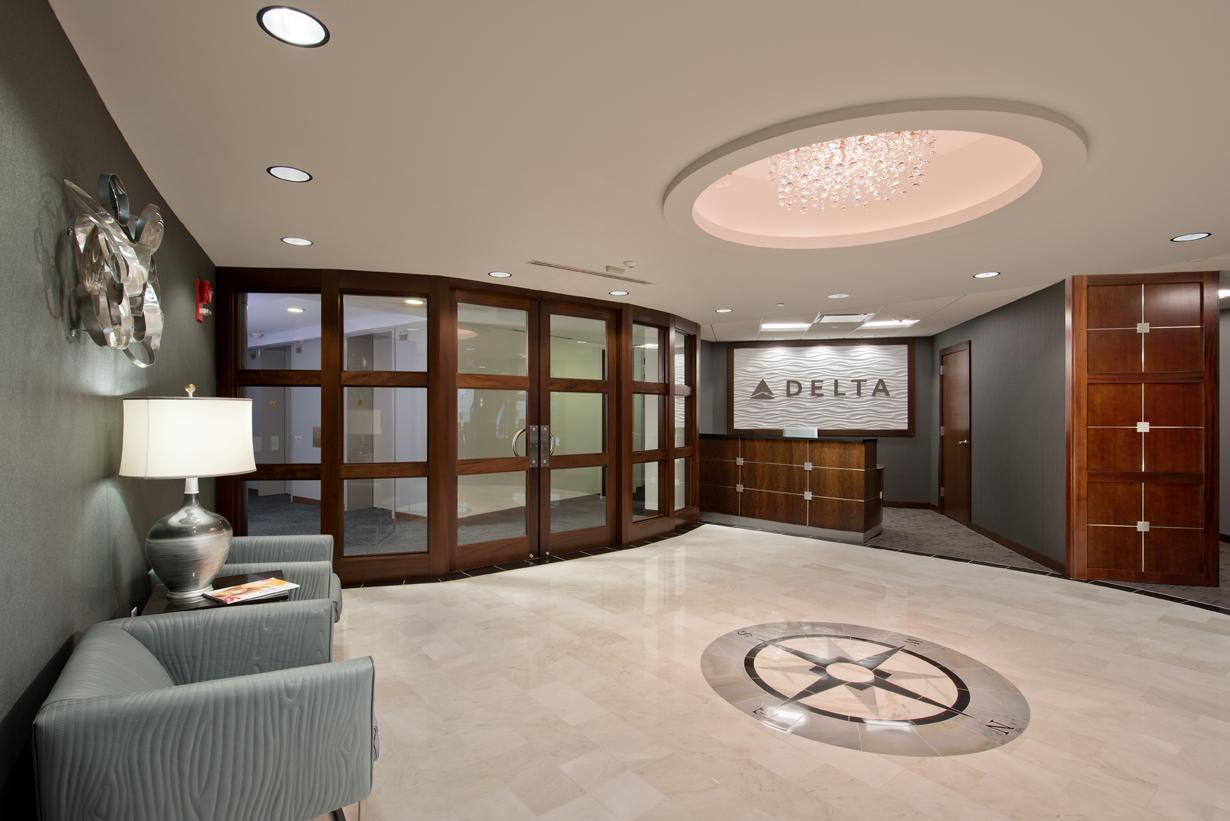 Delta Airlines Vantage Construction Corporation