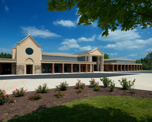 St Theresa Parish by Vantage Construction