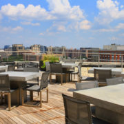 3101 Wilson Blvd. Roof Top Terrace