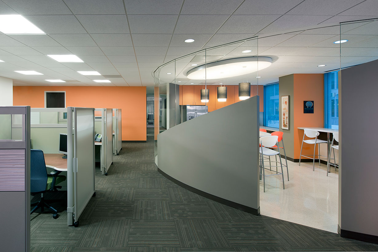 Contact Solutions interior